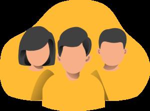 Varios perfiles de Buyer Persona