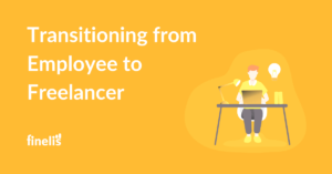 transitioning from employee to freelancer