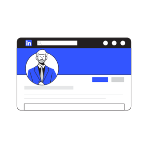 Créer la page professionnelle Linkedin