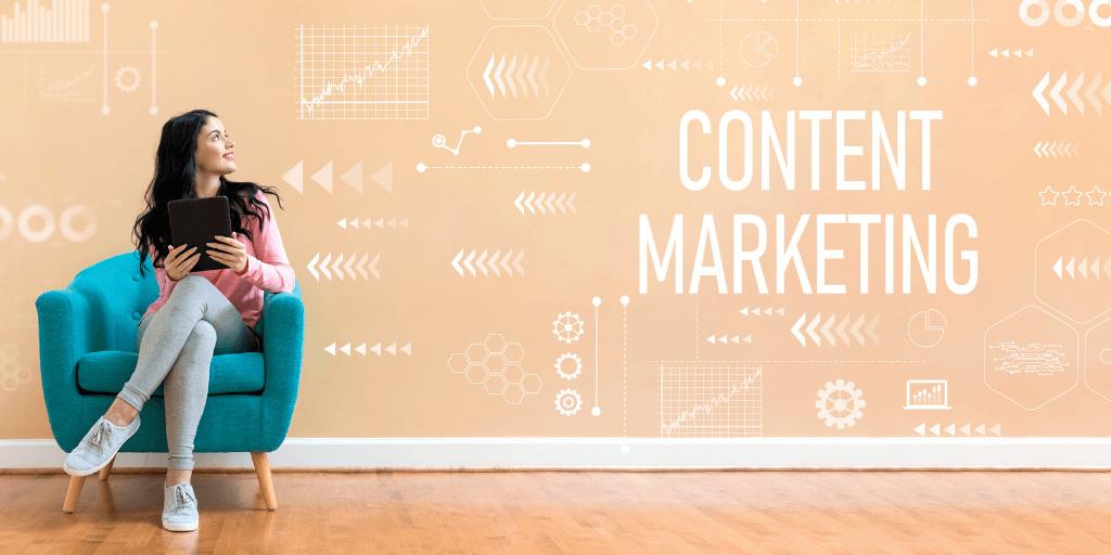 Los beneficios del marketing de contenidos
