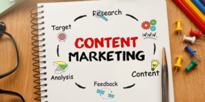 Definition of content marketing