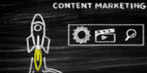 Formats used for content marketing