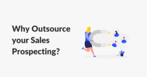 outsource sales prospecting