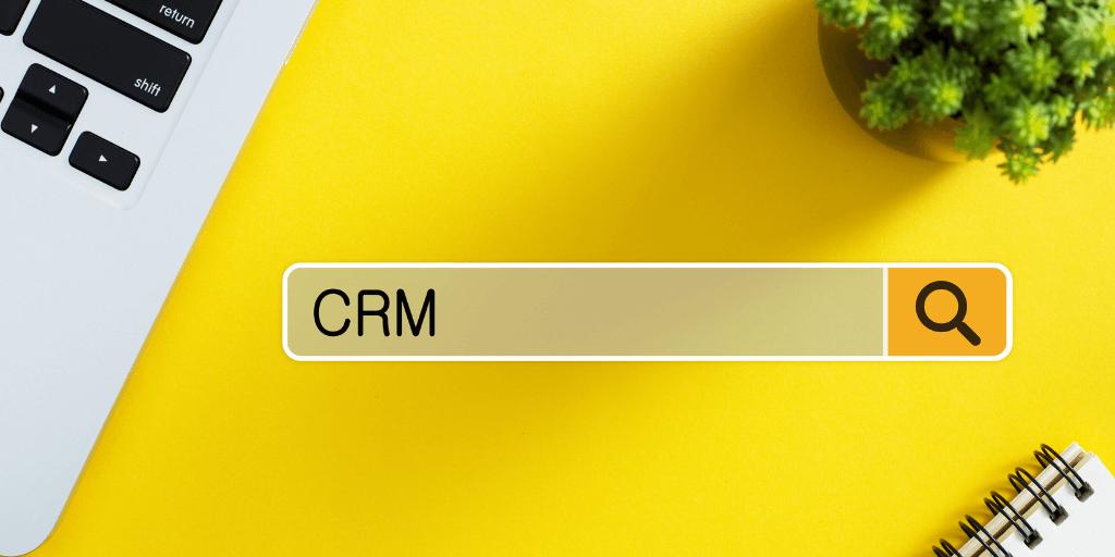 CRM tool managing customer relations