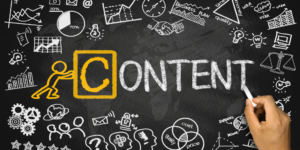 Creacion de contenido de alto valor anadido