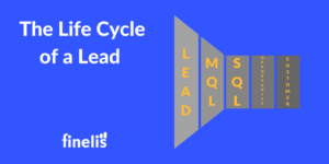 The life cycle of a lead