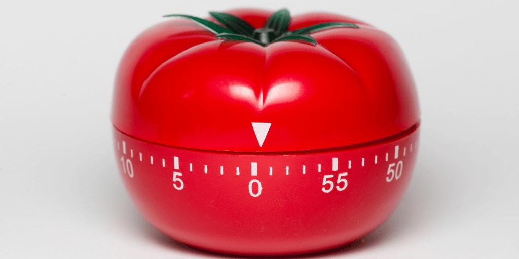 El método Pomodoro