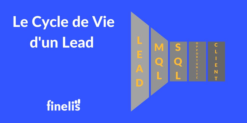 Cycle de vie d'un Lead